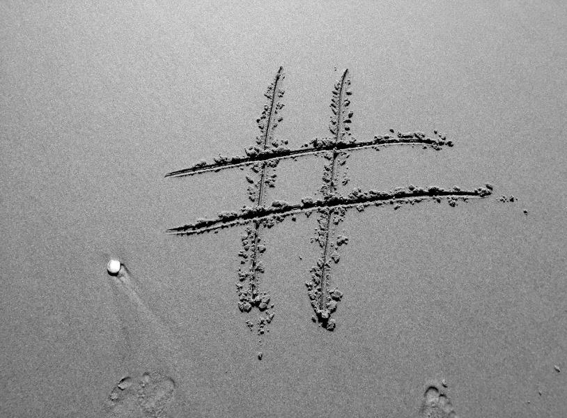 Blogbeitrag I Hashtags