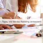 SEO - Tipps und Tricks